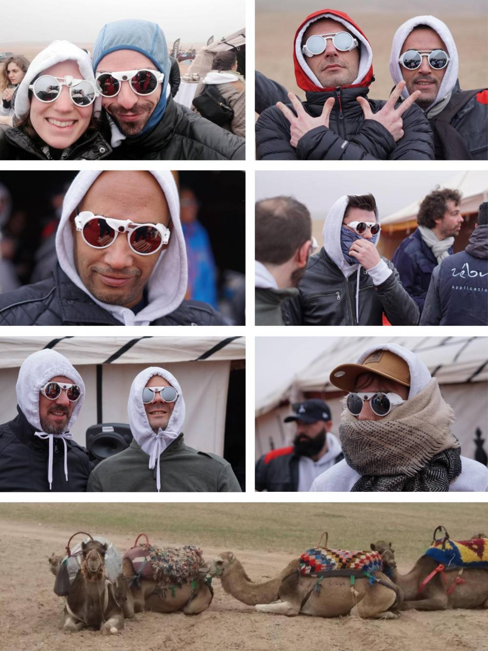 Une journée sport sensation dans le desert d'Agafay proche de Marrakech
