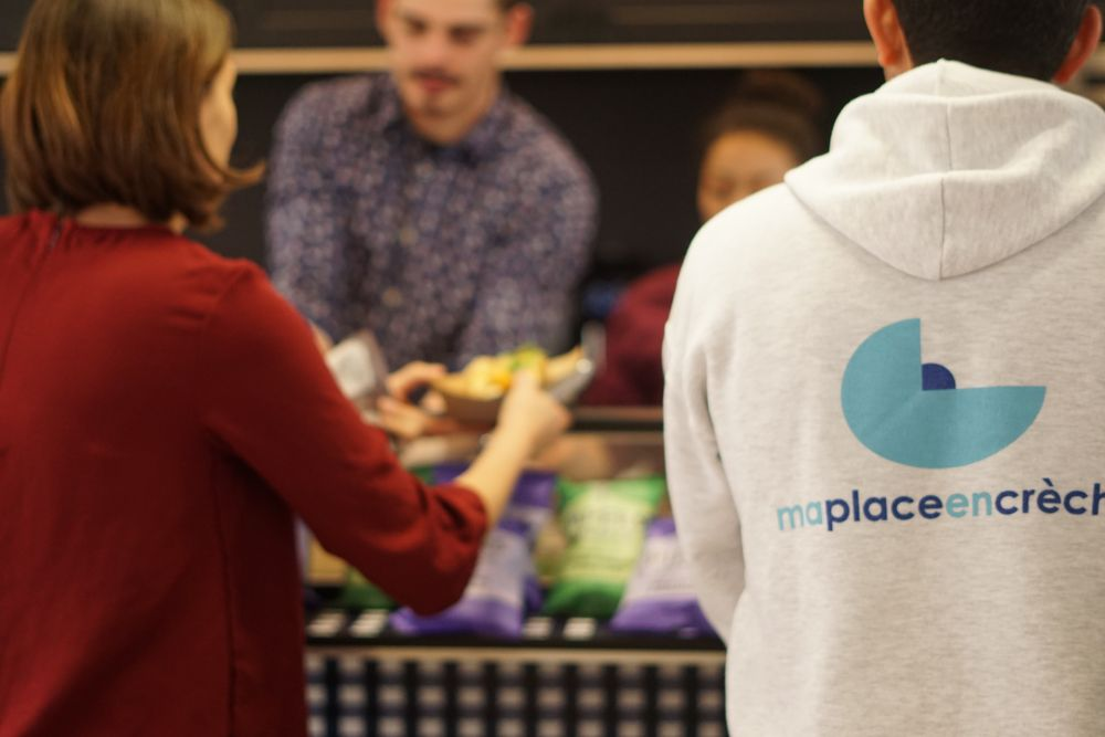 L'entreprise comme lieu de vie à part entière dans laquelle les foodbike entrent avec plaisir