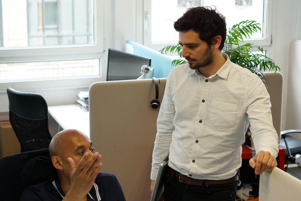 Veysel Dagdelen, Directeur des systèmes d'informations en indépendant pour maplaceencrèche