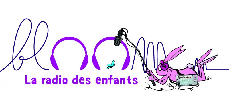 Logo Bloom la radio des enfants